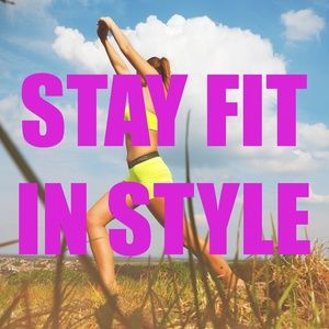 Other - Stay fit in style